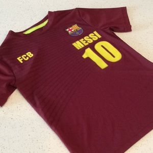 Other - Messi Boys Shirt
